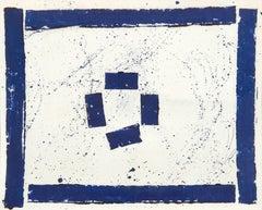 Monotype bleu
