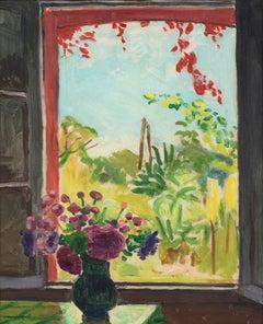 La fenêtre à Méricourt
