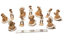Baile Tehuano / Ceramics Mexican Folk Art Clay