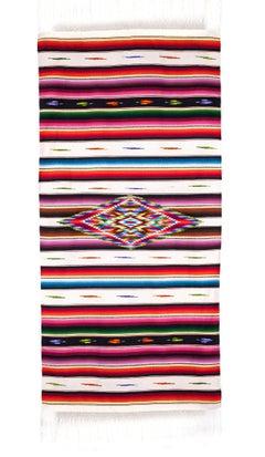 Sarape Ganador / Textiles Mexican Folk Art Serape