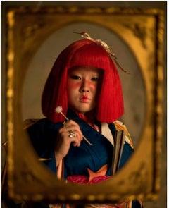 "Mimikaki, ""Self Portrait"", 2014 ed.9"