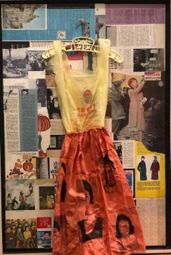 Seamstress in Chinatown