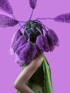 Purple Kinky Calabar