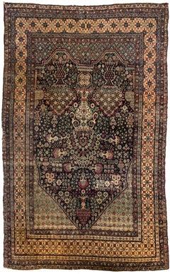 Antique Tehran Rug