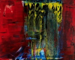 Untitled - Abstract Puerto Rican Art