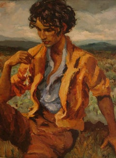 20th Century Figurative Paintings