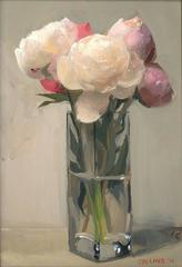 Peonies in a Glass