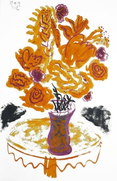 Les Fleurs: Orange