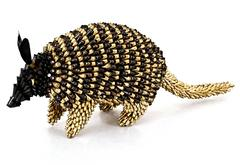 Armadillo (Gold and Black)