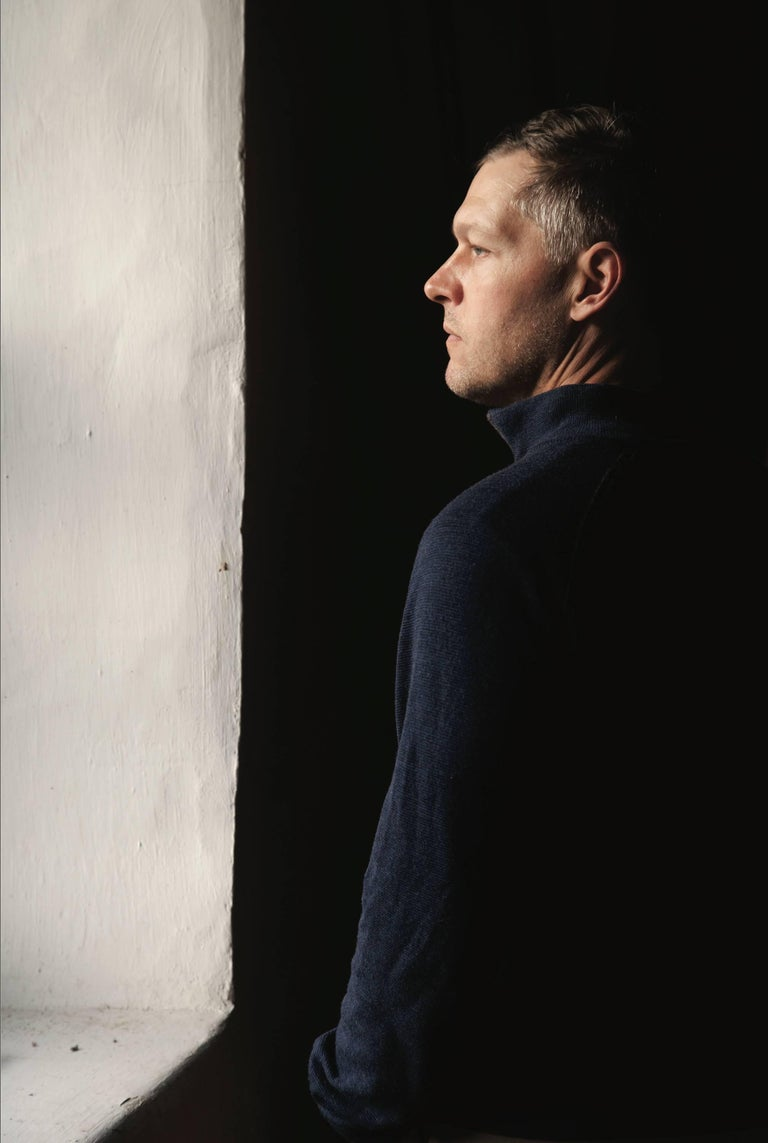 Josephine Douet Figurative Photograph - Andy's Swede