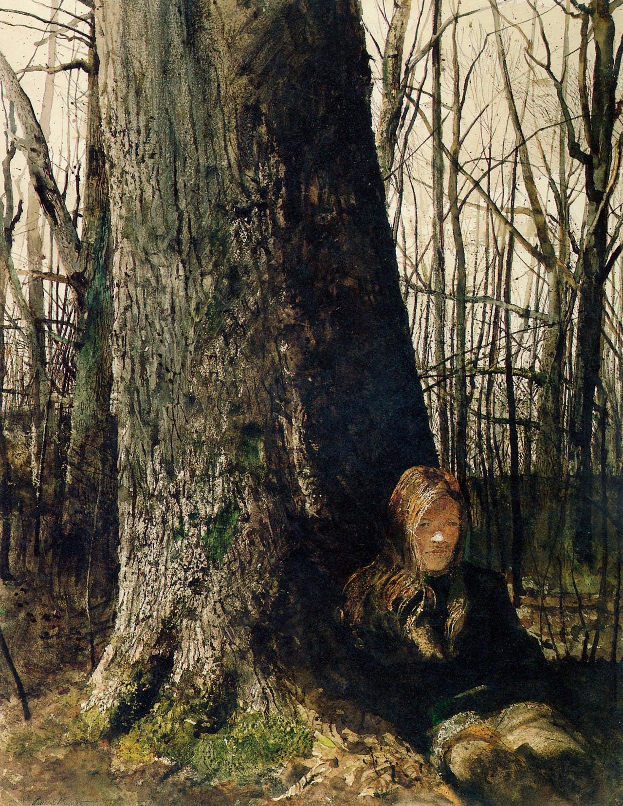 Andrew trees