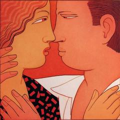 Kiss, ed. 6/100