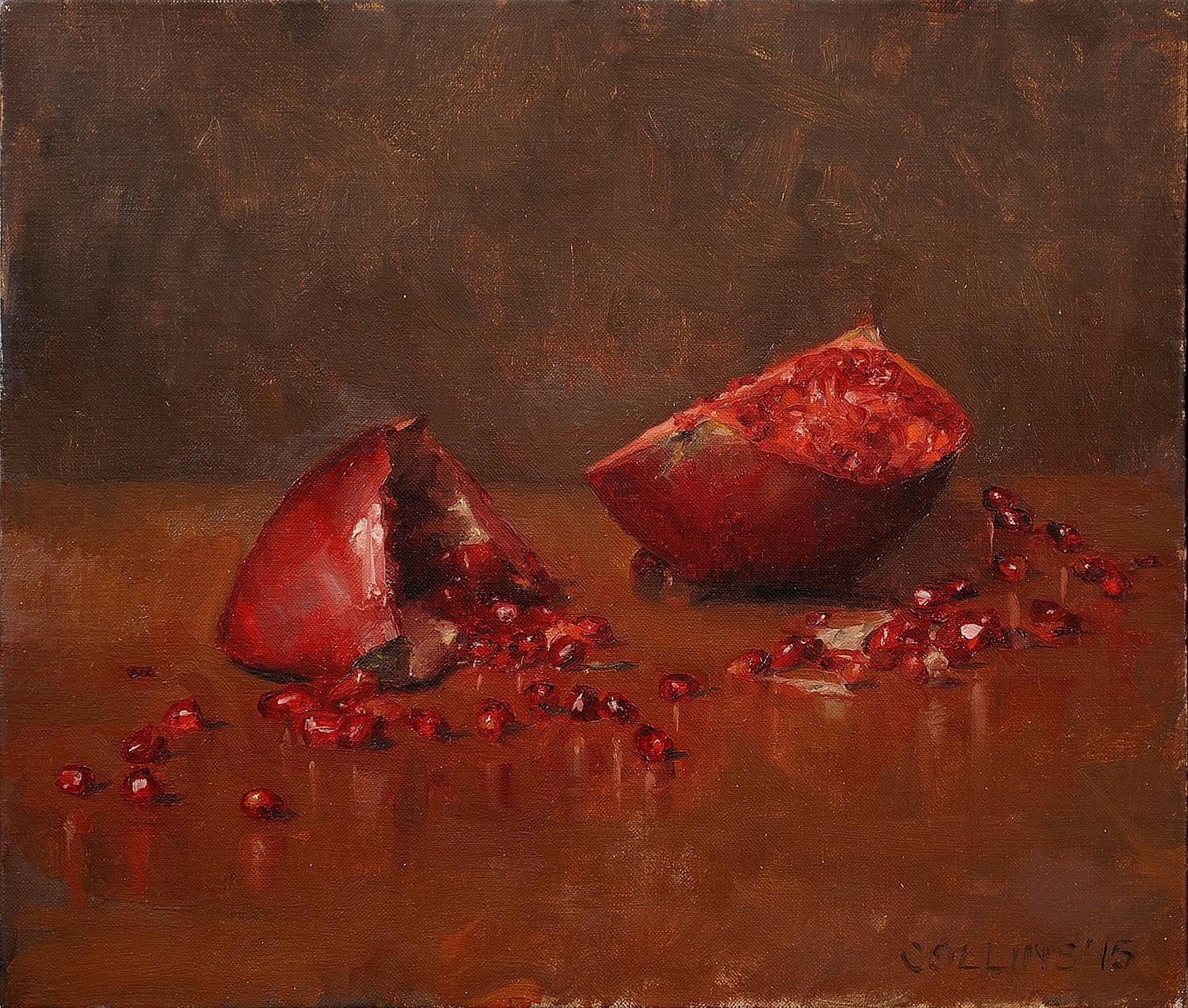 Jacob Collins Pomegranates Iii For Sale At 1stdibs