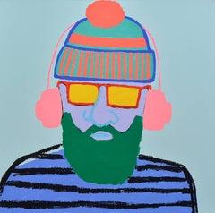 Beard Man #4