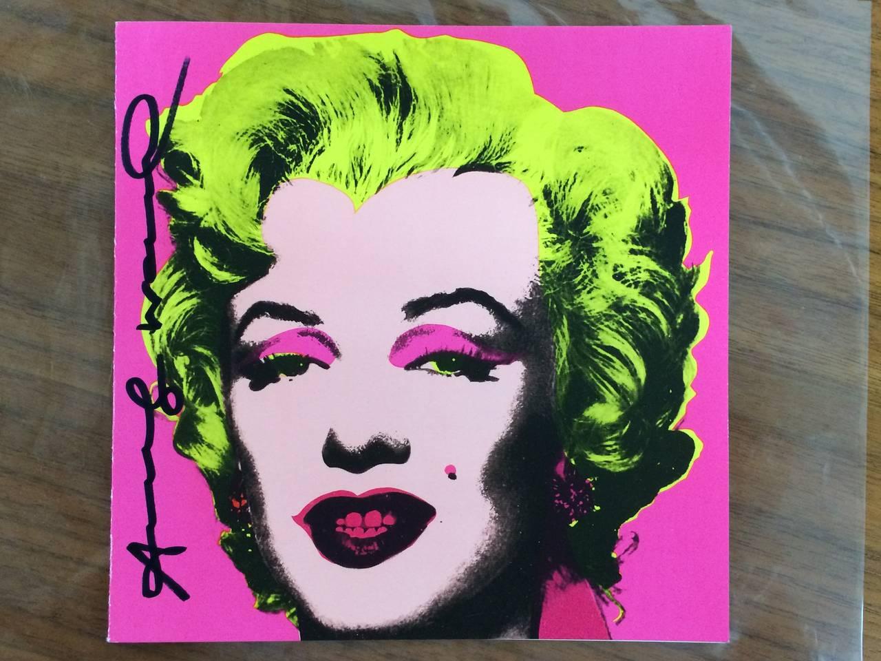 Andy Warholmarilyn Monroe