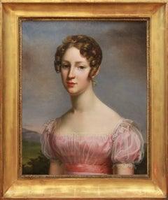 Empire Portrait dd. 1819
