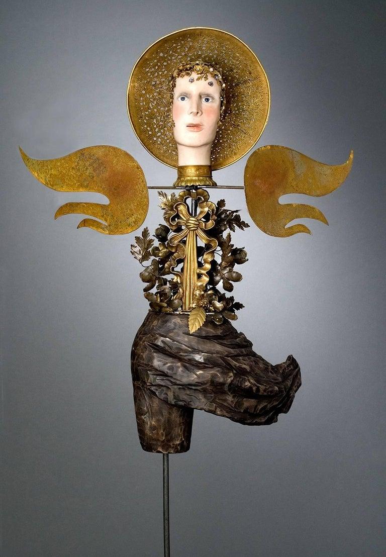 Winged Virgin