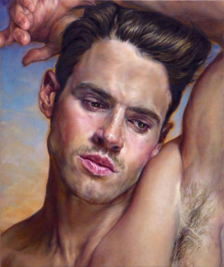 Julian Hsiung Portrait Painting - Fetish