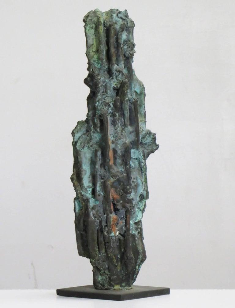 Howard Kalish Abstract Sculpture - Old Man