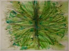 Green Tree or Moth