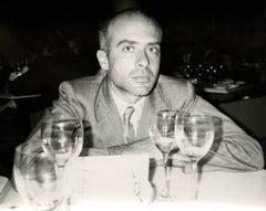 Andy Warhol, Photograph of Francesco Clemente, circa 1984