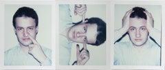 Andy Warhol, Donald Baechler Polaroid Triptych, 1986