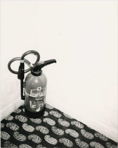 Andy Warhol, Photograph of a Fire Extinguisher, circa 1980s