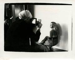 Andy Warhol & Farrah Fawcett