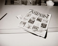 Andy Warhol, Photograph of Aspen Magazine, 1984