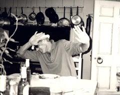 Andy Warhol, Photograph of Halston circa 1980