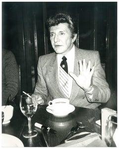 Andy Warhol Photograph of Liberace circa 1984