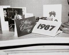 Andy Warhol, Photograph of Holiday Cards circa 1986