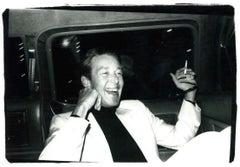 Andy Warhol, Photograph of Halston circa 1979