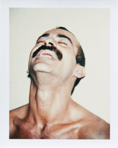 Andy Warhol, Polaroid from the Sex Parts and Torsos Series (Victor Hugo), 1977