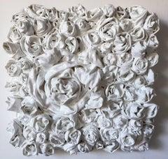 White Rosettes 4