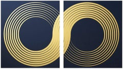 Infinity Diptych