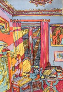 Paper Interior Prints