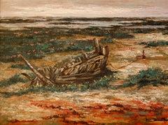 Baja Mar; Daroca Rafael; Spanish 1927; oil on canvas