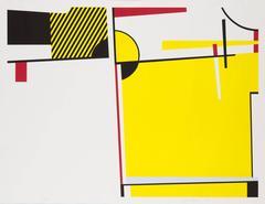 Roy Lichtenstein - Bull VI