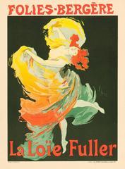 FOLIES-BERGÈRE, LA LOÏE FULLER