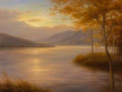 Water's Edge- Sunset