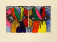 Jim Dine - Jumps Out at You, No?