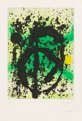 Joan Miró - RÈGNE VÉGÉTAL