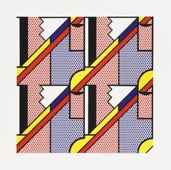 Roy Lichtenstein - Modern Print