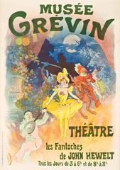 Musée Grevin: Théatre les Fantouches
