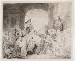 Rembrandt Harmensz. van Rijn - The Triumph of Mordecai