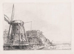 Rembrandt Harmensz. van Rijn - The Windmill