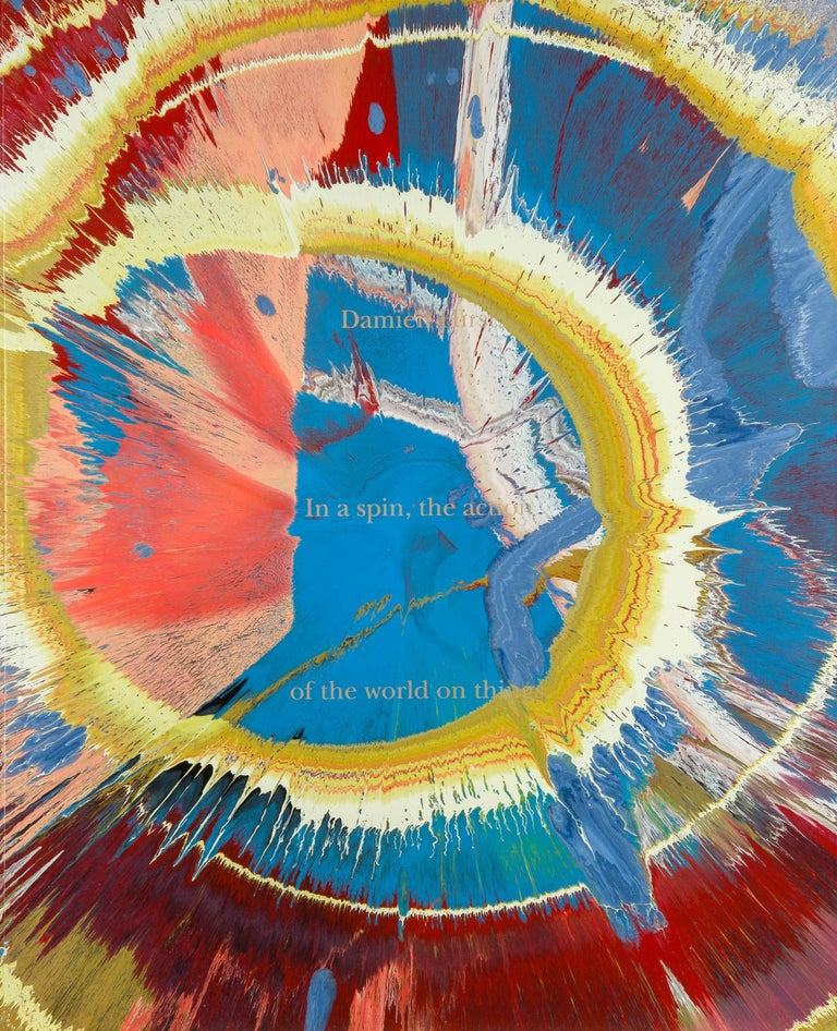 <i>In a Spin, the Action of the World on Things, Vol. II,</i> 2002, by Damien Hirst, offered by Christopher-Clark Fine Art