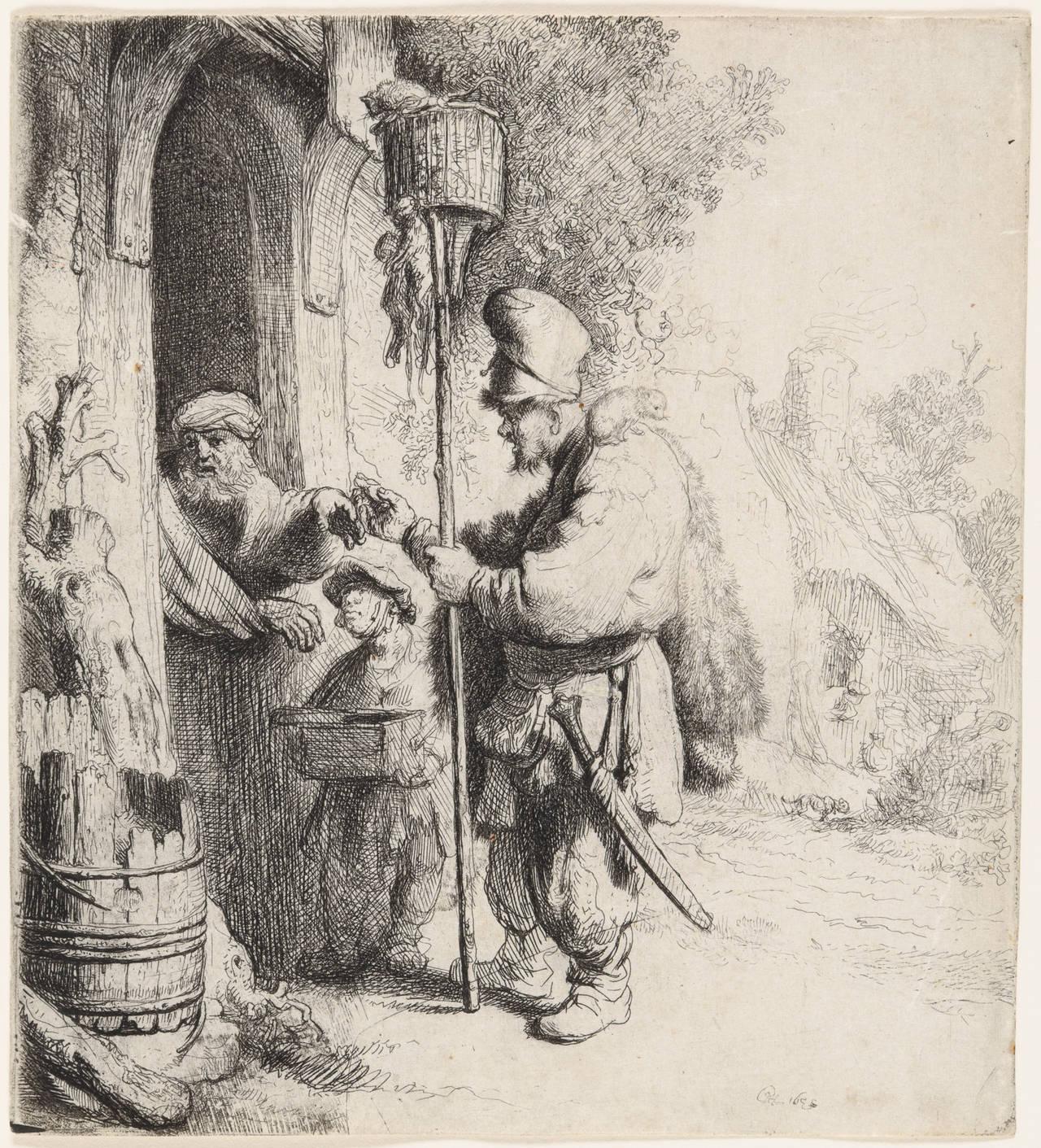The Rat Catcher (The Rat Poison Peddler)