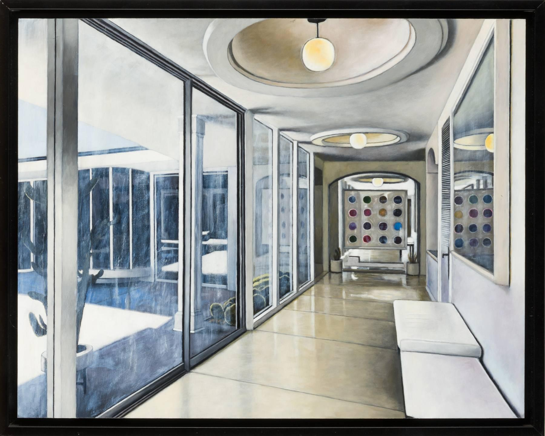 A Hall with a Hirst